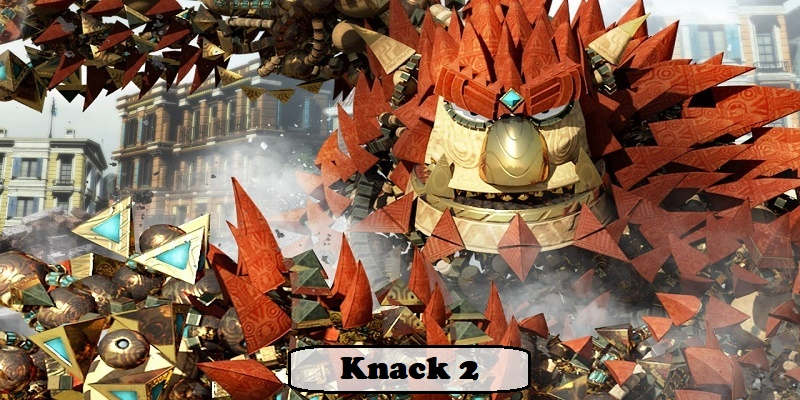 Knack 2 - The Best PS4 Games
