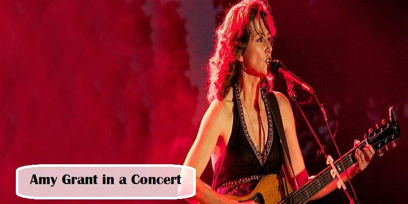 Amy Grant Concert in Alabama