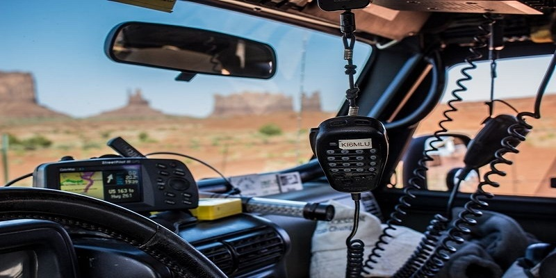 Dual Band Mobile Ham Radios frequency
