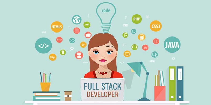 Full Stack Developer - most in-demand tech jobs