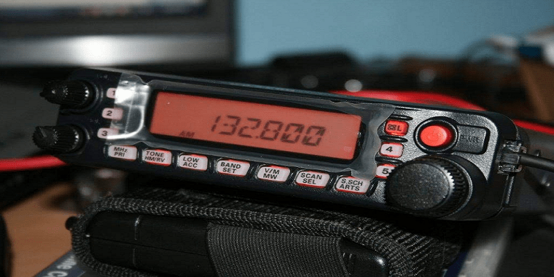 Monitor Two Frequencies with Dual Band Mobile Ham Radios
