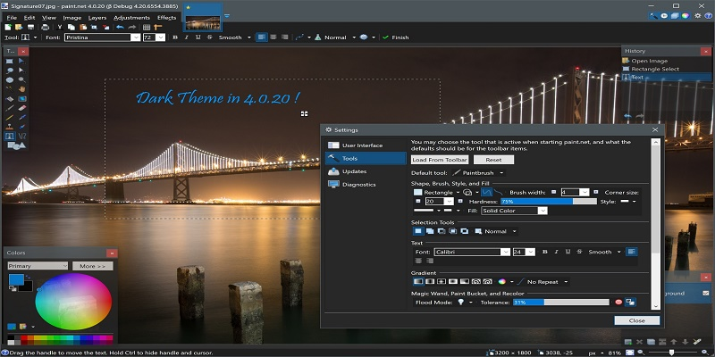 15 Best Free Graphic Design Software In 2020 Digitalcruch