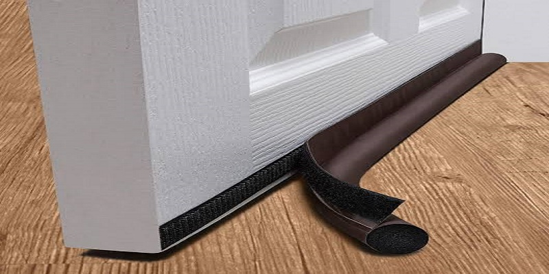Weather Stripping to soundproof a room