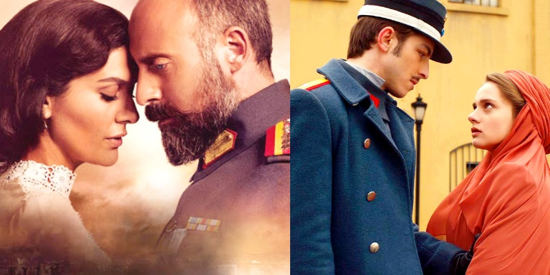 Wounded Love Historical Turkish Series