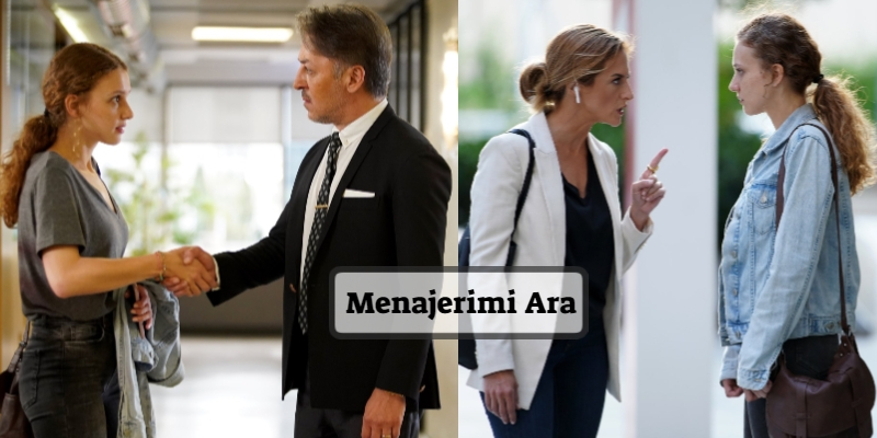 Menajerimi Ara Turkish Series